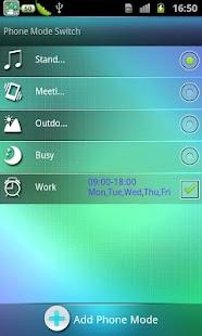 Smart Phone Mode Screenshot 1