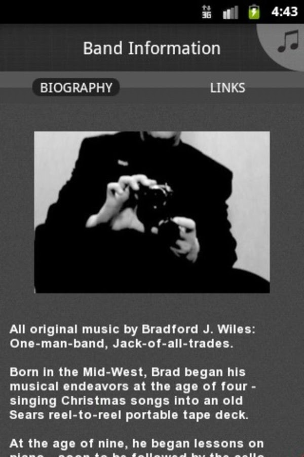 Bradford Wiles - screenshot