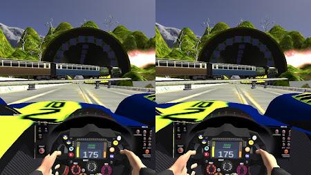 VR Car Vs Train 1.0 screenshot 6183