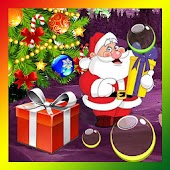 Santa Xmas Bubble Gifts HQ LWP