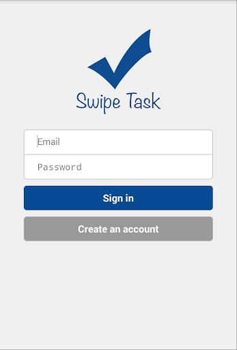 Swipe Task