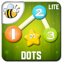 Kids Connect The Dots Lite icon