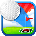 tacada de golfe filme icon