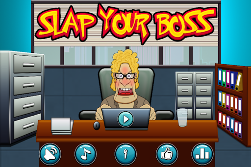 Slap The Boss If You Can
