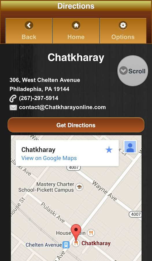 Chatkharay- screenshot