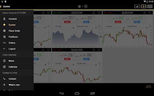 Eforex app