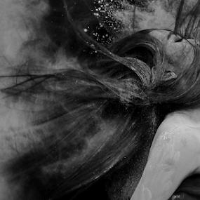 by Posh Art - Black & White Portraits & People ( macro, black & white )