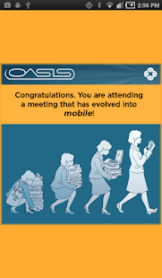 OASIS Mobile Meeting Planner- screenshot thumbnail