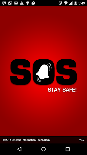 SOS - Stay Safe