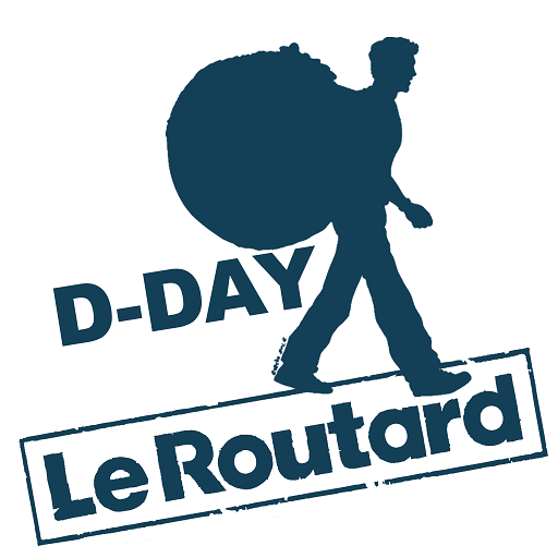 旅遊必備App|Bataille de Normandie, Routard LOGO-綠色工廠好玩App