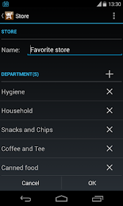 Weekly Shopping List screenshot 5