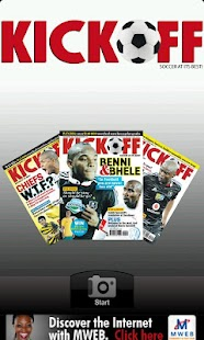 Kick Off Cover Star - screenshot thumbnail
