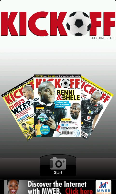 Kick Off Cover Star- screenshot