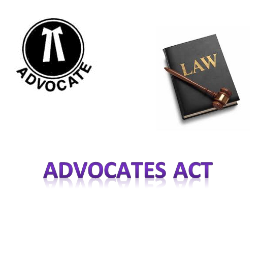 """""""A bar on advertising for advocates in India under Advocates Act,1961 and Bar Council of India Rules"""""""