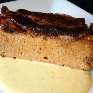 Banana Cajeta Upside Down Cake.