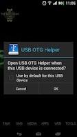 Screenshot of USB OTG Helper [root]
