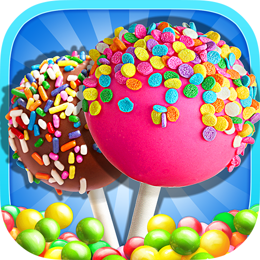 Cake Pop Cooking!