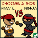 Pirate Vs Ninja icon