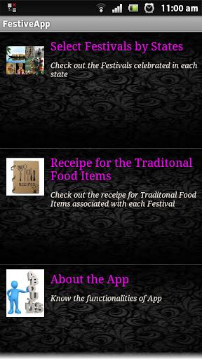 Festive App