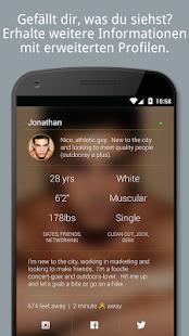Grindr-Chatten, Kennenlernen und Daten für Schwule - Apps