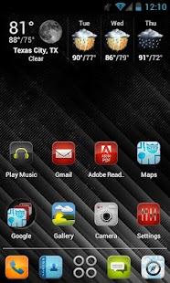 iDroid HD Apex Theme - screenshot thumbnail