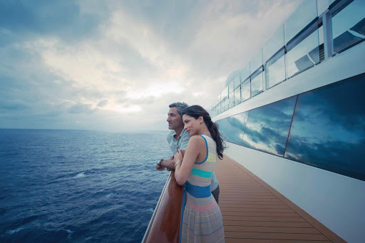 aboard_Celebrity_in_Caribbean - Appreciate the serenity that a trip aboard Celebrity Constellation can offer.
