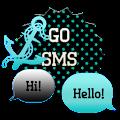 Download AnchorsNStars/GO SMS THEME APK