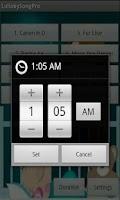 Screenshot of Lullaby Sound Pro