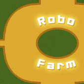 Robo Farm Live Wallpaper