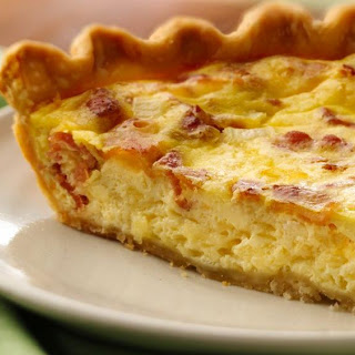 Bacon´n Cheese Quiche