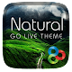 Natural GO Launcher Live Theme v1.0