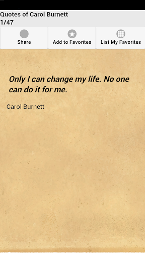 Quotes of Carol Burnett