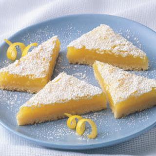 Lemon Triangles.