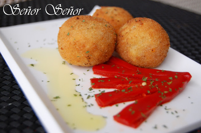 Piquillo Pepper and Tuna Belly Croquettes Recipe