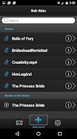 Screenshot of VLC Streamer Free