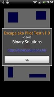 玩休閒App|Escapa aka Pilot Test免費|APP試玩
