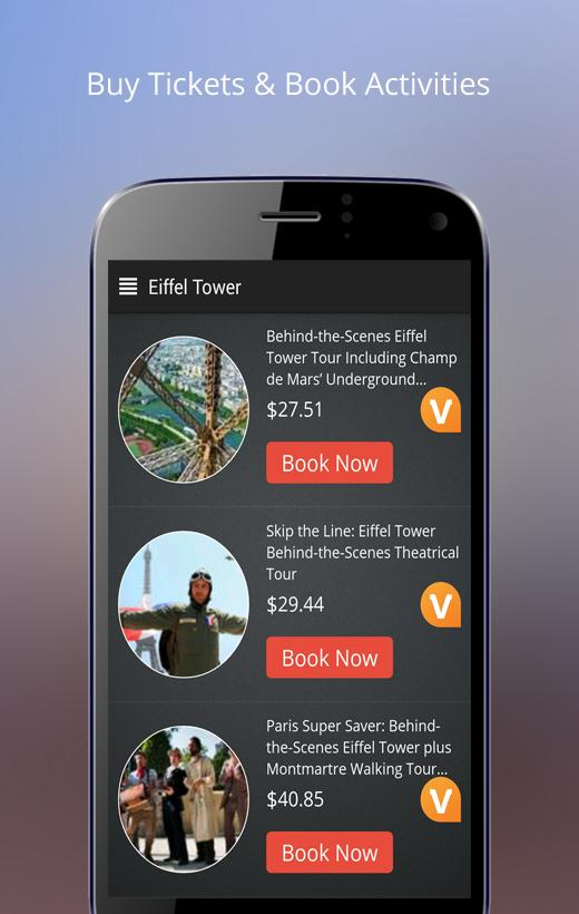 Monument Tours & Travel Guide - screenshot