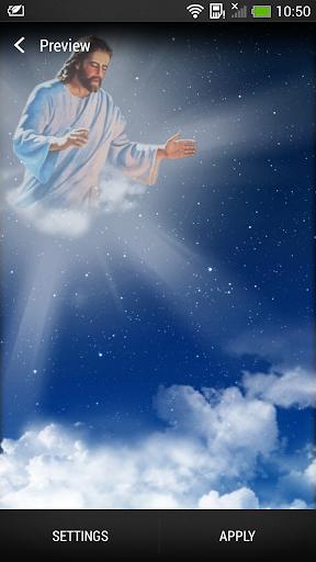 God Live Wallpaper 6.1 screenshots 2