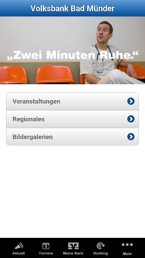 【免費生產應用App】Volksbank Bad Münder-APP點子