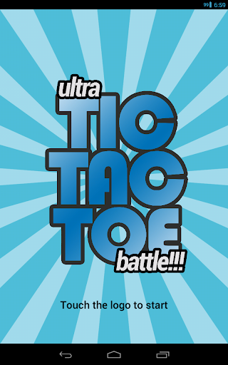 Ultra TicTacToe Battle