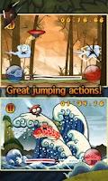 Screenshot of Ninja Bounce