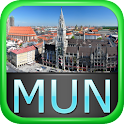 Munich Offline Travel Guide icon