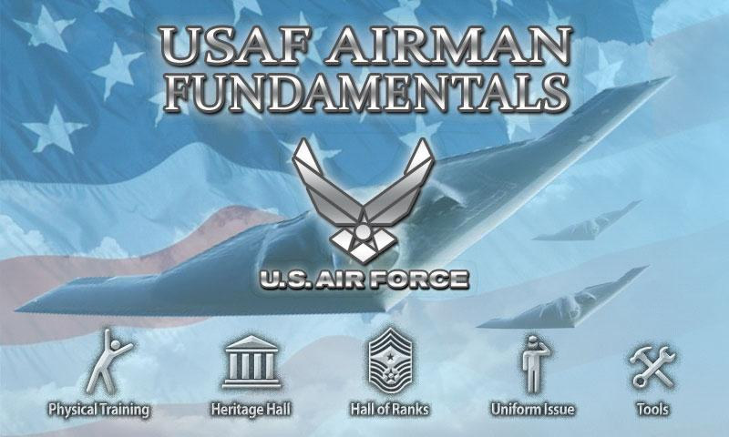US Air Force Fundamentals - screenshot