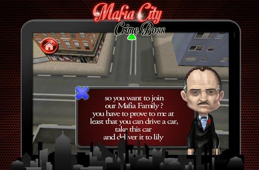 Free Mafia City - Crime Boss