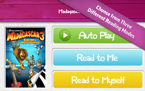 iStoryTime Storybook Library - screenshot thumbnail