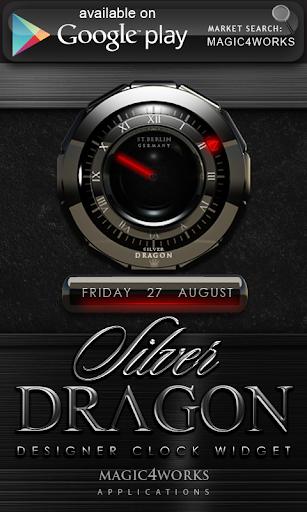 【免費生活App】live wallpaper SILVER DRAGON-APP點子