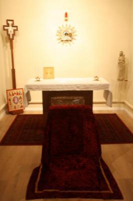 photo de Chapelle d'adoration de l'église Saint Denis