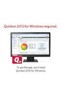 Screenshot of Quicken 2013 Companion