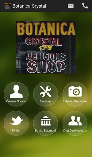 Botanica Crystal