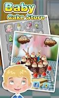 Screenshot of Baby birthday cake maker